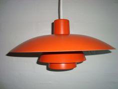"""LOUIS POULSEN """"PH 4/3"""" pendant/pendel - POUL HENNINGSEN. #trendyenser #lamps #lamper #pendant #pendel #danishdesign #danskdesign #retro #vintage #louispoulsen #ph. From www.TRENDYenser.com. SOLGT."""