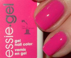 Essie Gel Polish: On My Team #essie #nails #gelpolish