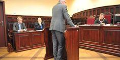 Marek Kurowski, kandydat na burmistrza Ustki z Porozumienia Samorządowego musi przeprosić kontrkandydata w wyborach, Jacka Graczyka. #Ustka24Info