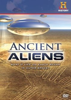 ANCIENT ALIENS THEORY & GIORGIO TSOUKALOS