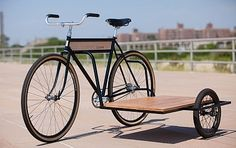 Horse brand Co., the Sidecar Bicycle