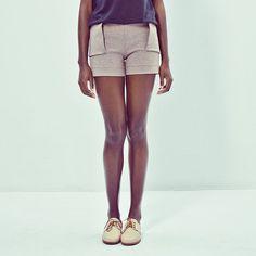 Ruta Shorts by CycleLand on Etsy, $54.90