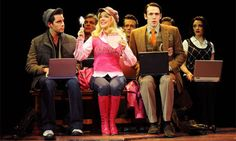 Elle at Harvard Harvard Students, Theatre Reviews, Legally Blonde, Musical Theatre, The Guardian, Makeup Looks, Musicals, Broadway, Costumes