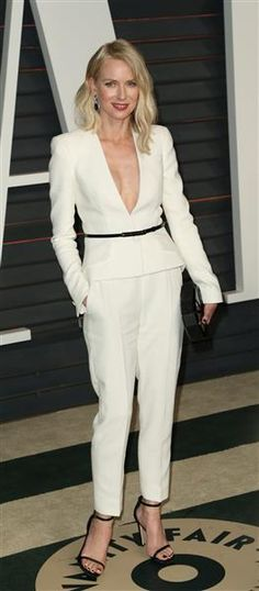 Oscar night wardrobe changes
