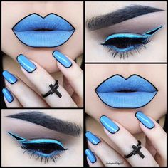 Animated makeup, Love It!!!