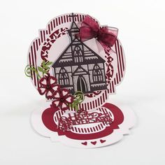 PRE ORDER FOR 16TH JUNE - Tonic Studios Rococo Faith Die - Ornate Church 1280E - £7.99 - A Great Range of Pre Order For 16Th June Tonic Studios Rococo Faith Die Ornate Church 1280E from craftydevilspapercraft.co.uk