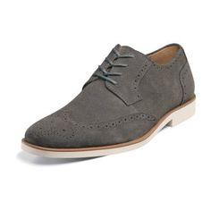 Stacy Adams Telford 24723 mens wingtip shoes