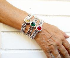 Swarovski Crystal Bracelet Swarovski Bracelet por KuentaAlKuadrado
