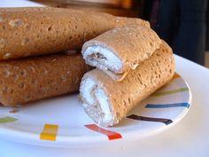 Kókusztúrós kölespalacsinta Cukor, Muffin, Paleo, Gluten Free, Bread, Cookies, Food, Biscuits, Muffins