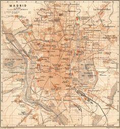 Madrid en 1901