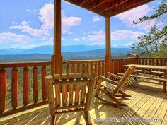 All About the View cabin, near Gatlinburg, Tennessee