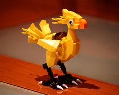 lemanrush's Lego Final Fantasy Chocobo