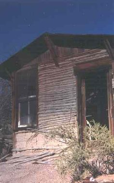 Cibola - Arizona Ghost Town