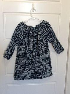 2013  Tiger dress, RAWR!