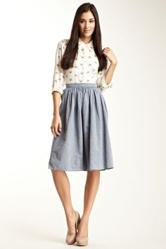 Cute skirt by American Apparel | 35 usd