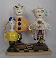Roberta's Random Ramblings ... Art ... Assemblages ... and Stuff ...: The Bailey Family Assemblages