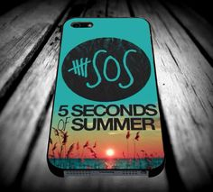 5 Seconds of Summer meadow logo iPhone 4/4s/5/5s/5c/6/6 Plus Case, Samsung Galaxy S3/S4/S5/Note 3/4 Case, iPod 4/5 Case, HtC One M7 M8 and Nexus Case **