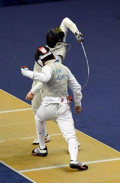 Scherma #fencing #epee