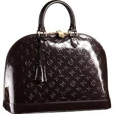 0151caa35d15 Louis Vuitton Outlet Monogram Vernis Alma MM    Shop today for the hottest  brands in womens fashion!
