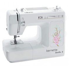 Bernette Seville 3 Sewing Machine