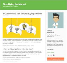 If you are thinking about purchasing a home right now, you are surely getting a lot of advice. Though your friends and family have your best interests at heart, they may not be fully aware of your needs and what is currently happening in real estate. Let's look at whether or not now is actually…