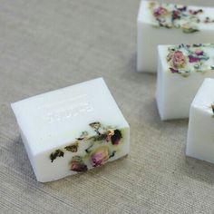 rose soap