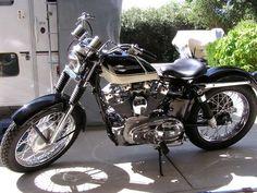 1960s(?) Harley Davidson Sportster
