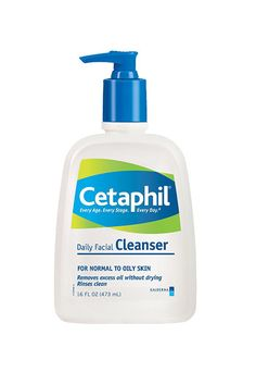"""Cleanser """"This cleanser is a godsend for people with oily skin. I can rely on it to leave my face feeling clean — but not overly tight or dry."""" — Taylor Bryant, beauty production assistant"""