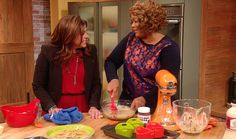 Sunny Anderson 's two ingredient recipes !
