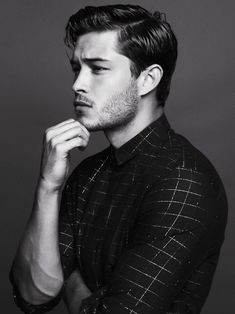 Drop-Dead Gorgeous Men (homme–models:   Francisco Lachowski by Dimitris...)