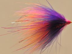 A classic marabou fly in some of my favorite colors. Still a killer!