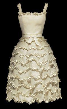 DIOR Muguet Dress, 1957