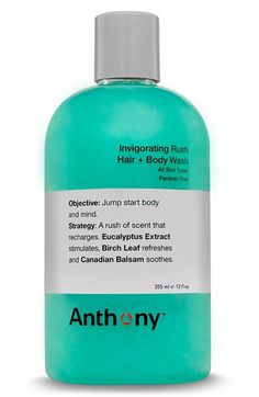 Anthony™ Invigorating Hair & Body Wash available at #Nordstrom