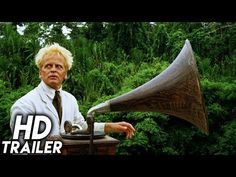 The original trailer in high definition of Fitzcarraldo directed by Werner Herzog and starring Klaus Kinski, Claudia Cardinale, José Lewgoy and Miguel. The Originals Trailer, Retro Trailers, Werner Herzog, Claudia Cardinale, The Right Stuff, Miguel Angel, Hd 1080p, Soundtrack, Animation