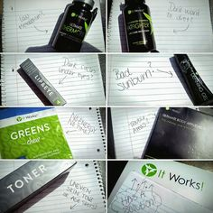 Yes we have a solution to everything. Yes Im the distributor than can help. healthstartswithholly.itworks.com