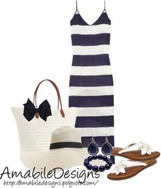 """Ready for the summer"" by amabiledesigns on Polyvore"