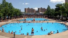 Best pools in new york city rooftop open to public 12 best public pools nyc has for swimming in during the summer mccarren park pool … Lap Swimming, Best Swimming, Indoor Swimming Pools, Hotel Pool, Pool Spa, Rooftop Pool, Outdoor Pool, Activities In Nyc, Summer Activities