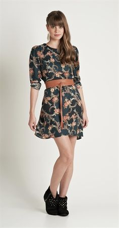 Vestido Decote nas Costas   Lookbook   Antix Store
