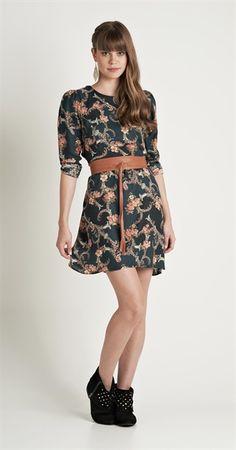 Vestido Decote nas Costas | Lookbook | Antix Store