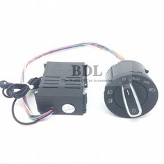 New Version Auto Headlight Light Sensor Switch For VW Golf MK4 4 IV Jetta MK4 MK6 VI Bora Polo Passat B5