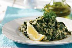 Μοναδική συνταγή για σπανακόρυζο από την Αργυρώ Μπαρμπαρίγου! Κλασσικό και αγαπημένο πιάτο, ιδανικό για τις μέρες της νηστείας!