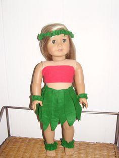 American Girl Doll Disney Lilo and Stitch by RollingRockDolls