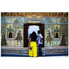 """When in Udaipur!!!! ❤ #udaipur #love #travel #beautiful #beauty #palace #architecture #yellow #lovely #photo #photographer #photography #photooftheday #instagram #canon #instagood #instalike #instadaily #vscocam #like4like #ig_shotz_jun17 #natgeotravel #art #potd #igers #travelblogger #india #indiapictures #nishanthmaka #peace"" by @nishanthmaka (Nishanth Maka). #turismo #instalife #ilove #madeinitaly #italytravel #tour #passportready #instavacation #natgeotravel #mytinyatlas #traveldeeper…"
