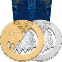 Тринадцатая и четырнадцатая медали России на XXII Олимпийских зимних играх в Сочи: Золото, Серебро