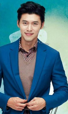 Hyun Bin for Lotte ♡ Korean Men, Asian Men, Korean Actors, Hyun Bin, Casual Work Outfits, Work Casual, Kdrama, Hyde Jekyll Me, Se7en