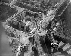 West End of Princes Street, Edinburgh in 1927