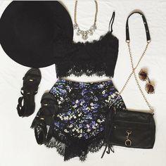Totalmente enamorada de este Outfit! ❤