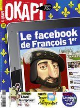 A découvrir: le facebook de François 1er!