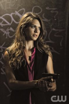 "Nikita ""Game Change"" Pictured Lyndsy Fonseca as Alex Photo Credit: Ben Mark Holzberg /The CW ©2011 The CW Network, LLC. All Rights Reserved."