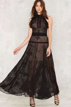 Nasty Gal Got the Flirt Maxi Dress - Clothes | Nasty Gal Collection | Dressed To Frill | Best Sellers | Midi + Maxi | Dresses